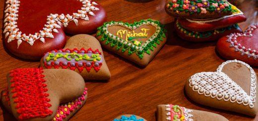 pieczone domowe ciasteczka